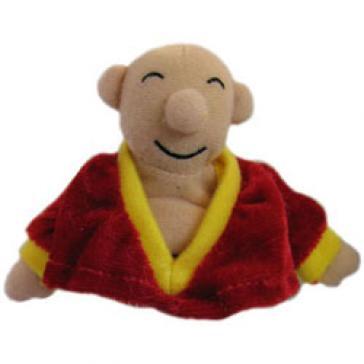 Buddha puppet
