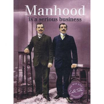 Manhood gift book