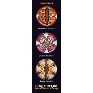 Goddesses Bookmark
