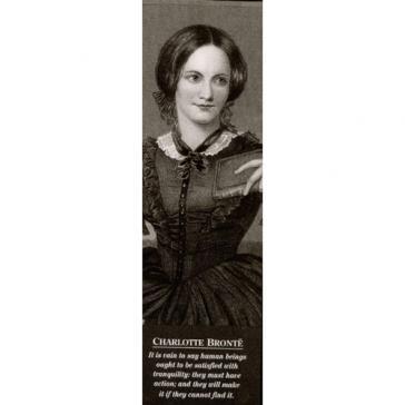 Bronte Bookmark