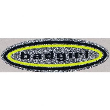 Bad Girl Bumper sticker