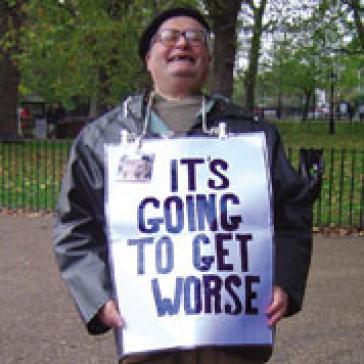 Get worse