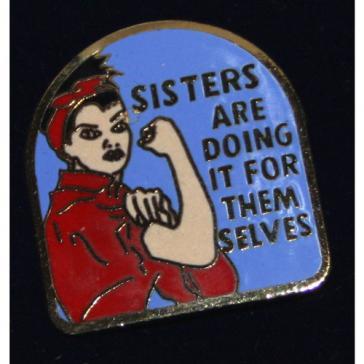 Sisters badge