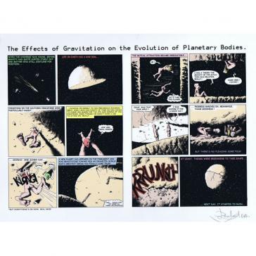 Denis Dowland Gravitation