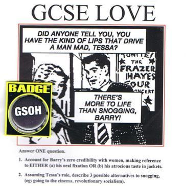 GCSE Love