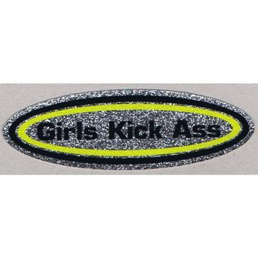 Kick Ass sticker