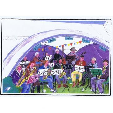 Bishops Castle Jazz Band