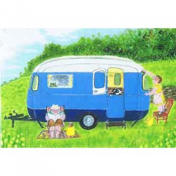 Viking caravan