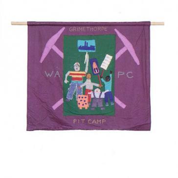 Grimethorpe banner