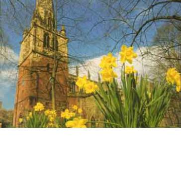 St Marys Shrewsbury