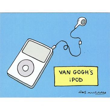 Van Gogh's IPOD