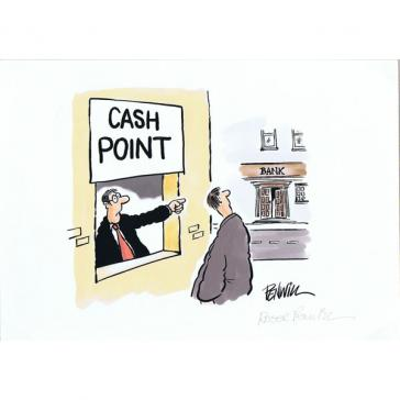 Roger Penwill Cash Point