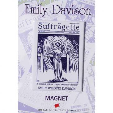 Emily Wilding Davison magnet