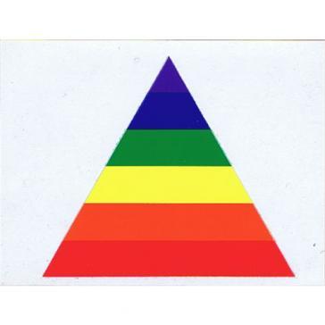 Rainbow Triange