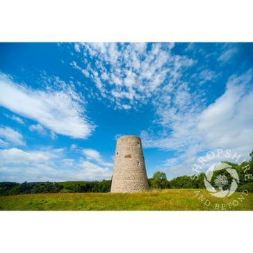 Much Wenlock windmill