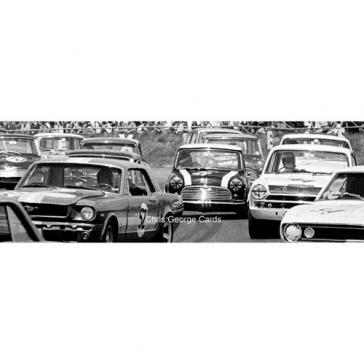 Motorsport cars