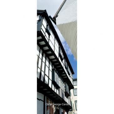 Half timbered Shrewsbury