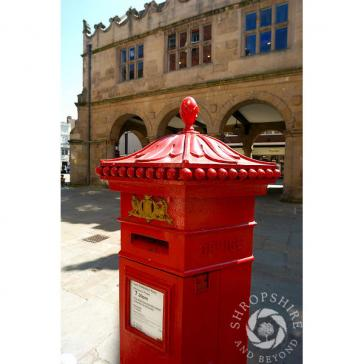 OMH & Post box