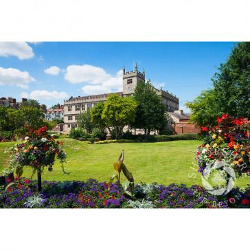 Shrewsbury library