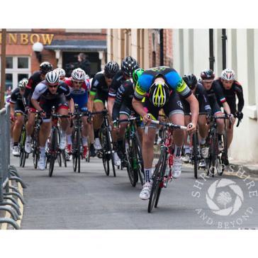 Cycling Shrewsbury
