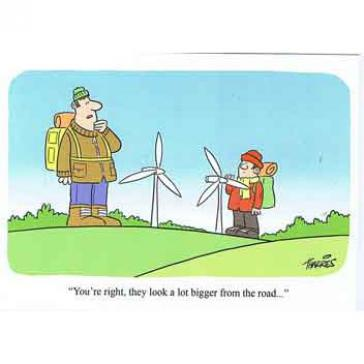 Harries Wind Farm
