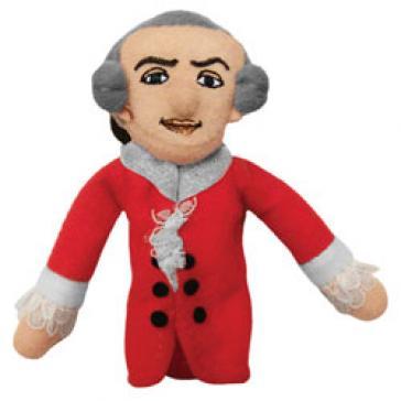 Mozart puppet