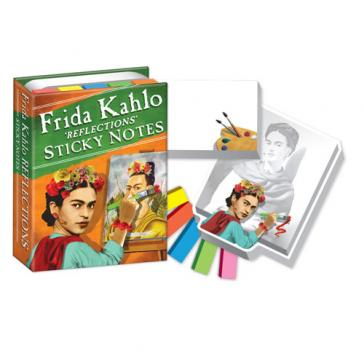Frida Kahlo sticky notes