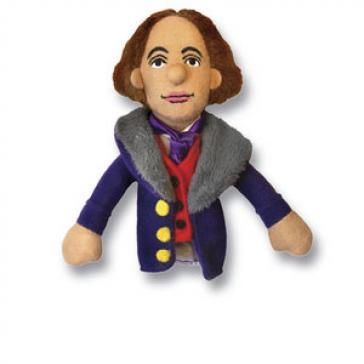 Oscar Wilde puppet