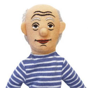 Picasso puppet