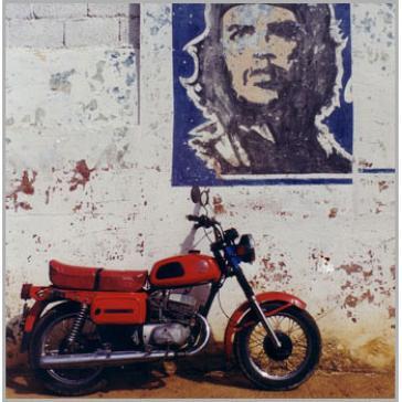 Che & Motor bike