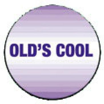 olds cool badge