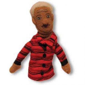 Mandela puppet