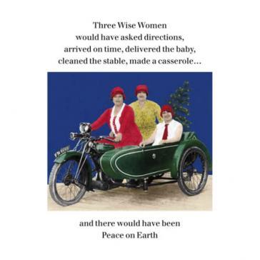 Three wise women