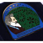 William Morris badge
