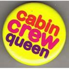 Cabin crew badge