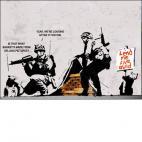 Banksy's Gold