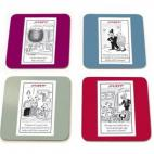 Matt coaster set