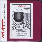 Matt Coaster set box