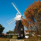 Autumn windmill