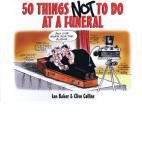 Ian Baker Funeral book